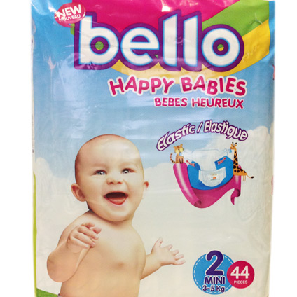 Bello pelenka mini 3-5 kg