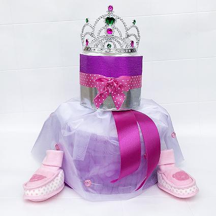 Pelenkatorta hercegnőknek