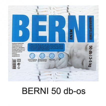 Berni MINI 3-5 kg, 50 db-os kiszerelésben