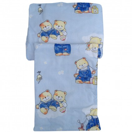 Kék bébi ágynemű