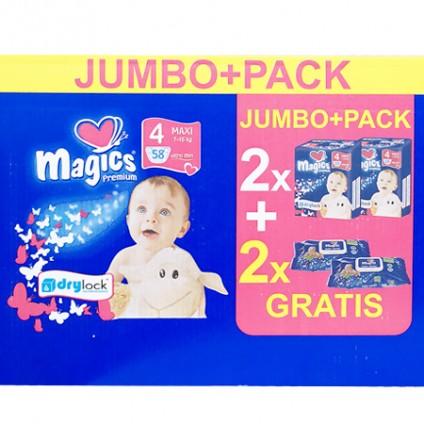 Magics maxi jumpo pack nadrágpelenka