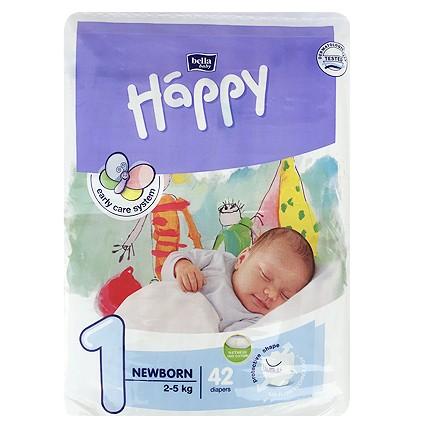 Bella Happy újszülött pelenka