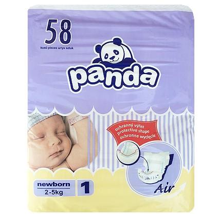Panda újszülött nadrágpelenka